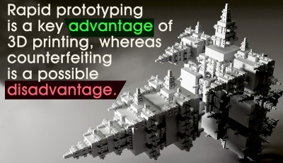 Advantages and Disadvantages of 3D Printing Technology