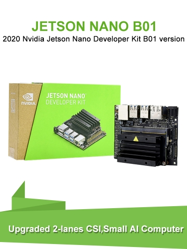 2020 New NVIDIA Jetson Nano B01 Developer Kit B01 version linux Demo Board Deep Learning AI Development Board Platform