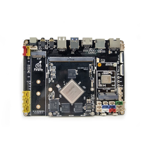Firefly 3399Pro-JD4 AI Core Board Integrated NPU with computing power up to 3.0 Tops,Support TensorFlow Lite/Android NN API