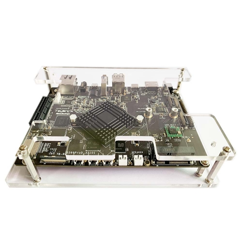 TB-RK3399Pro AI Development Kit Single Board Computer for AI Deep Learning Accelerate TensorFlow Android/linux