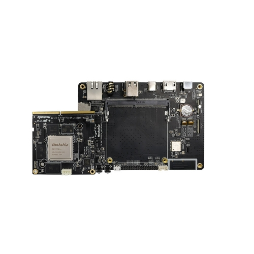 Toybrick TB-RK3399Pro X AI Development Kit Single Board Computer for AI Deep Learning Accelerate TensorFlow Android/linux