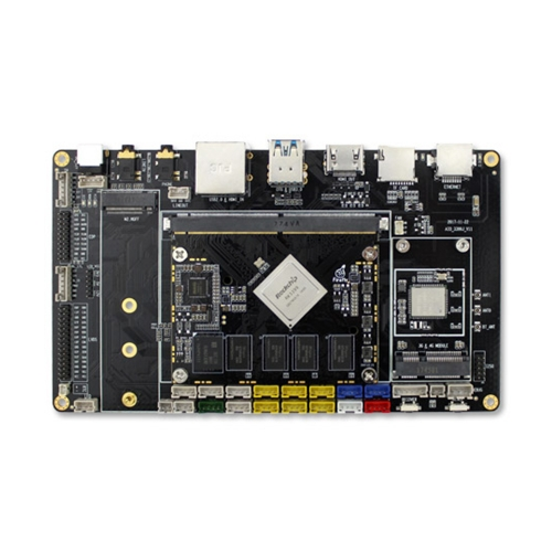 Firefly AIO 3399J Six-Core 64-Bit High-Performance 2GB DDR3 Dual-Channel 64-bit RAM Micro Controller Board  with HDMI-IN for AI