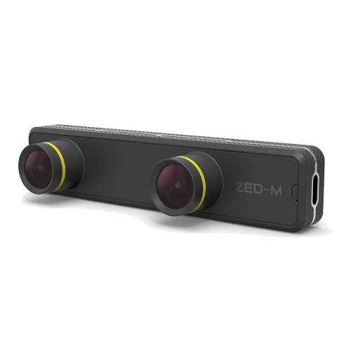 STEREO ZED Mini Camera Stereo-IMU 3D Depth Sensor for AI Edge Computing, Self-Driving Car Control, Mobile Mapping