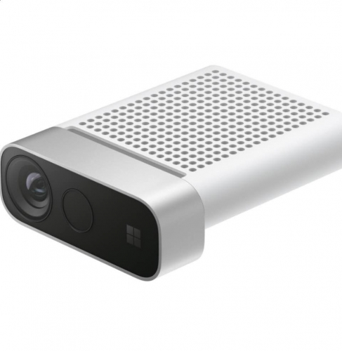 Microsoft Azure Kinect DK Camera with Sophisticated Computer Vision and Speech Models, Advanced AI Sensors more Power than D435i