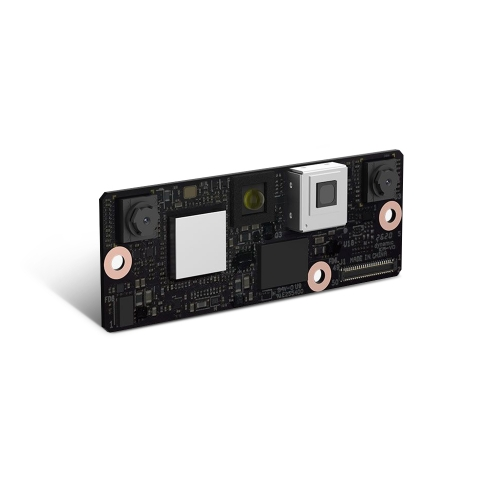 Intel RealSense ID F450 Module an Active Depth Sensor with a Specialized Neural Network to Deliver Secure and Accurate Facial
