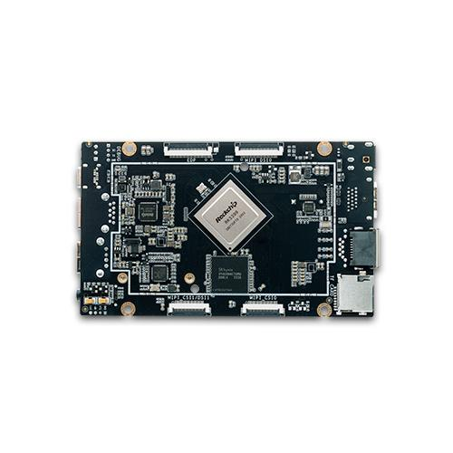 ROC-RK3399-PC Plus six-core 64-bit high-performance motherboard