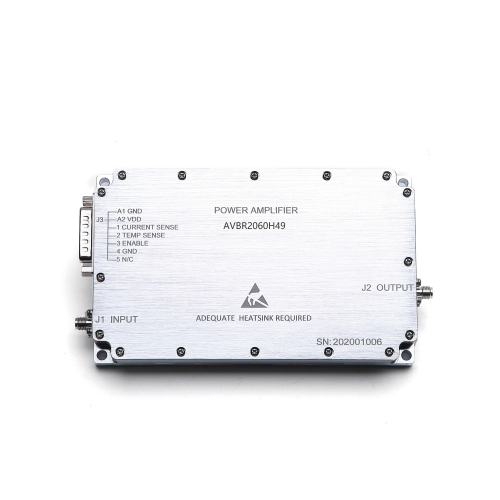 Power Amplifier, 2.0~6.0 GHz, 80W