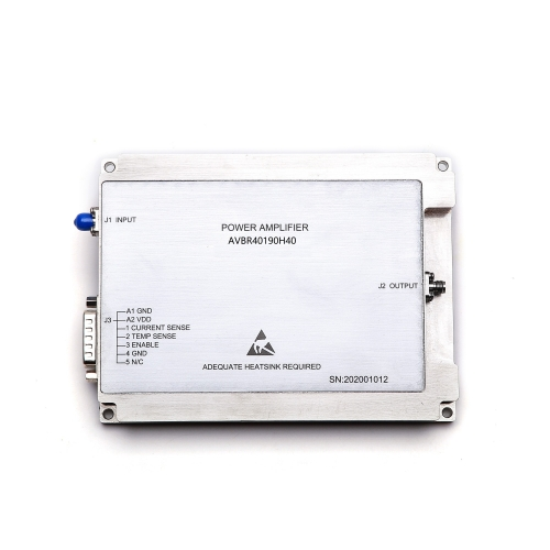 Power Amplifier, 4.0~19.0 GHz, 10W