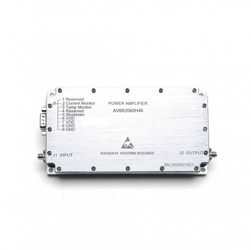 Power Amplifier, 2.0~6.0 GHz, 40W