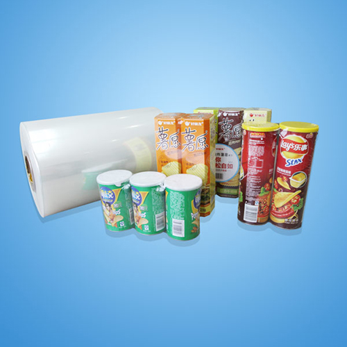 JR0404 Anti Fog Cross-Linked Shrink Film