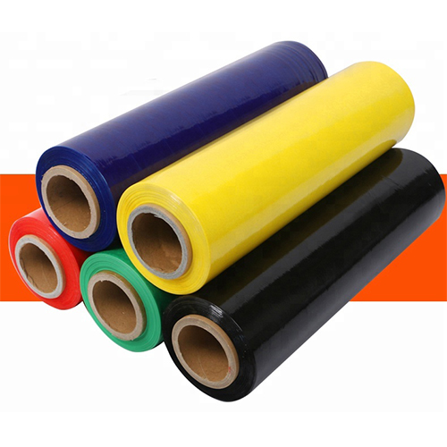 JR0304 Colored stretch film