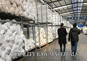 Qualified Raw-material