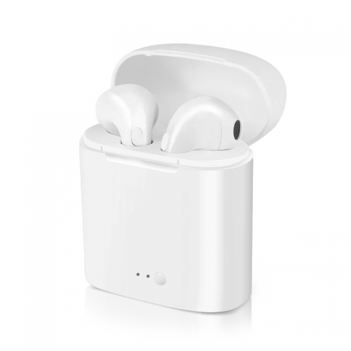 i7s TWS Wireless Earphone V5.0  Earphones In-Ear Earbuds Headset with Charging Box Mic for iPhone 6 7