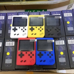 Mini Handheld Game Console Su p Plus Portable Nostalgic Game Player 8 Bit 400 in 1 FC Games Color LCD Display Game Player