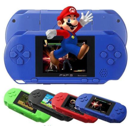 TV Video Handheld Game Console PXP3 16Bit Game Players PXP Mini Gaming Consoles for GBA Games Wholesale DHL YX-PXP-1