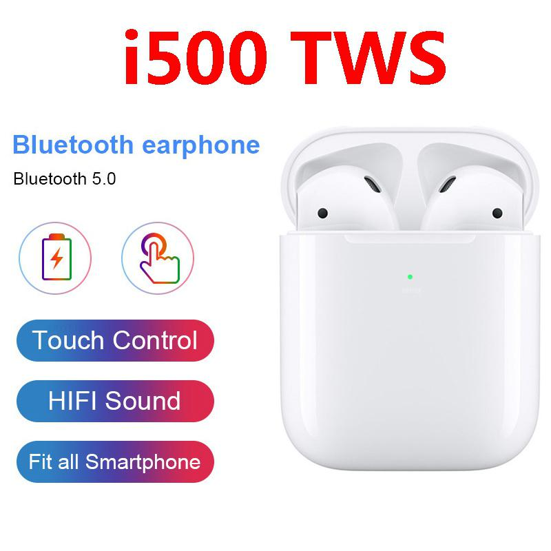 i500 tws,wireless earphones,bluetooth earphones,