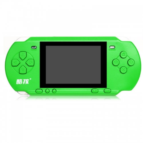 CoolBaby RS-15 Handheld Game Console 3.2 inch Children Game Machine Classic Game PSP Support AV Double Player