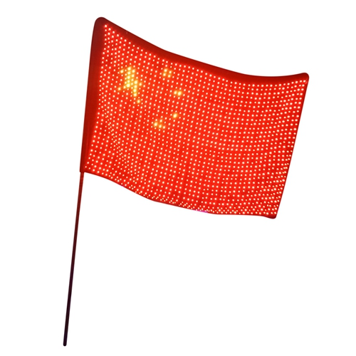 Flyk Factory direct price LED Vision flag LED Vision Curtain LED Video curtain