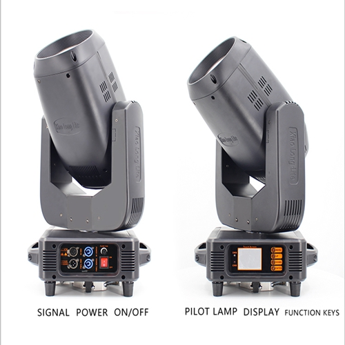 Free shipping IP20 270s overheating protection moving head beam professional DJ stage lights