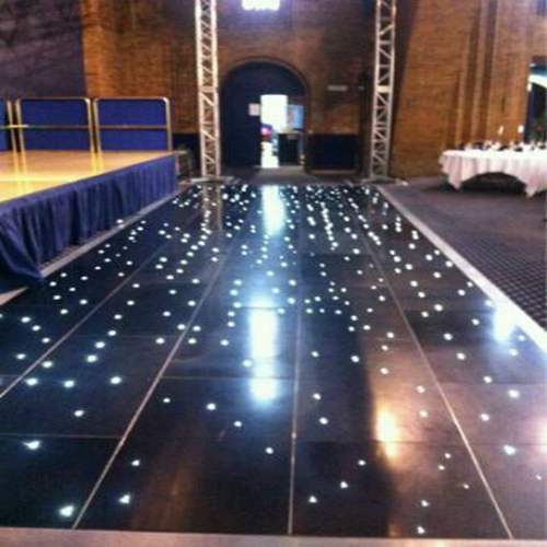 RGB fullcolor LED Starlit Dance Floor LED 60*120cm