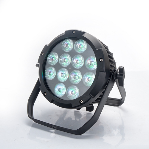 12*18W waterproof lighting Batter Par Light
