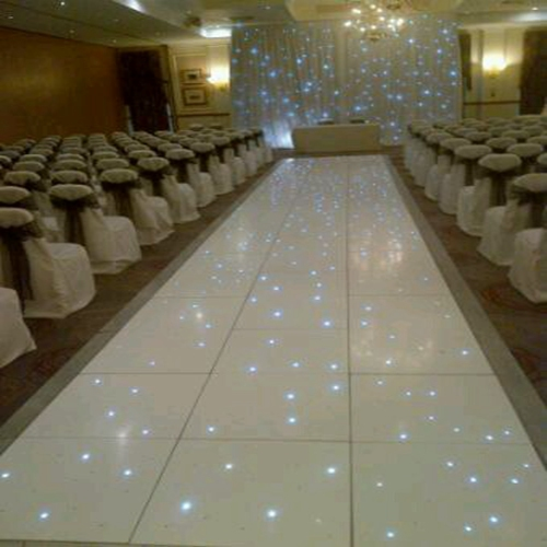 China factroy products LED Starlit Dance Floor LED 60*120cm
