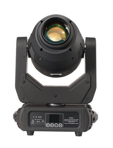 LED 250W zoom moving head 3 in 1 light