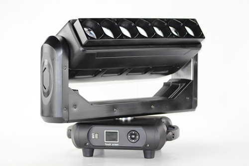 China supplier RGBW 7*40W Pixel led moving head light