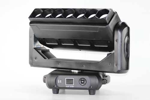 new arrival 7*40w pixel led moving-head-light