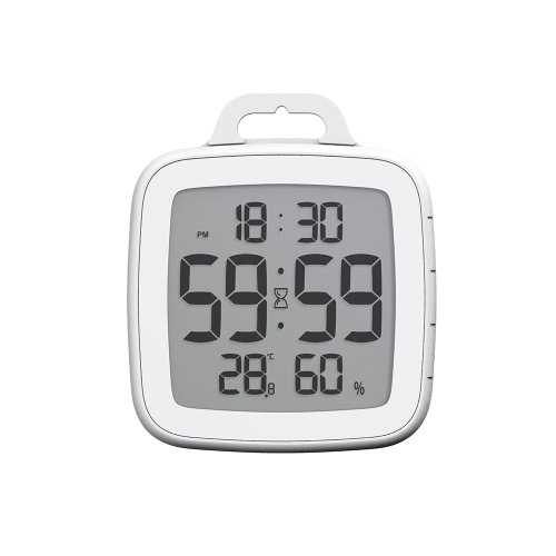 FLIP SHOWER CLOCK WITH TIMER