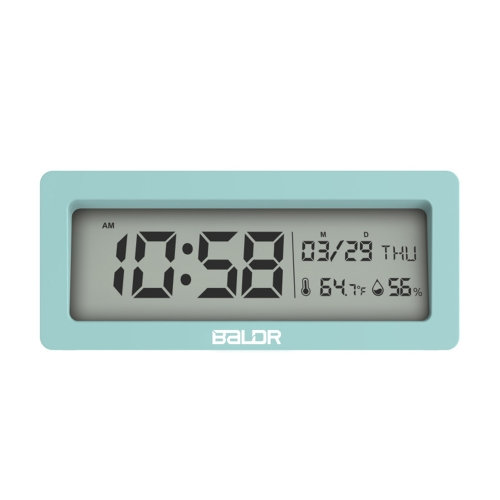 EASY-TO-READ ALARM CLOCK WITH BIG DISPLAY