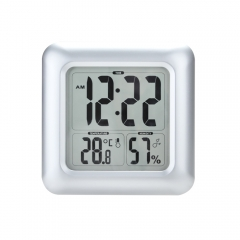 WATERPROOF SHOWER CLOCK FOR WATER SPRAY