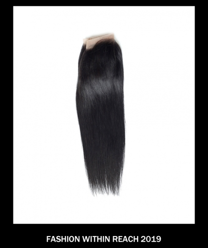 Meya 100% human 360 lace Frontal straight Brazilian factory price