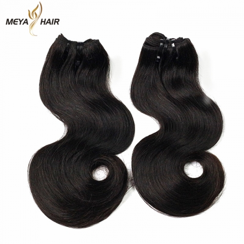 Meya super double drawn fumi tip bouncy wave bundle