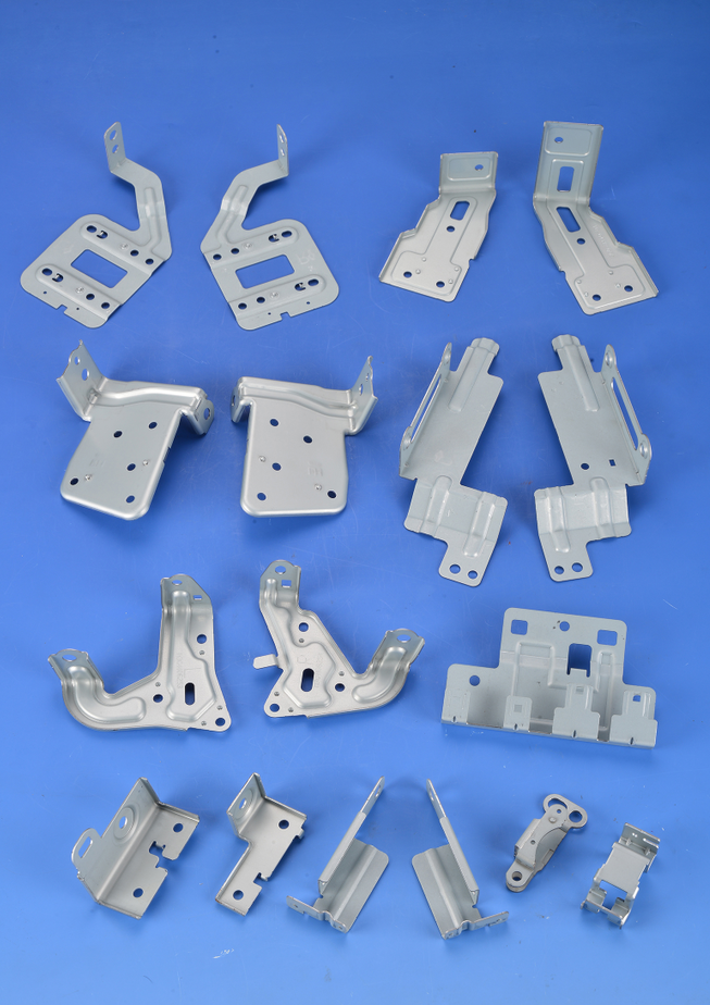 single-punch stamping parts