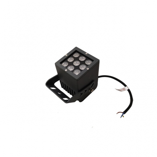 16W AC100-240V/DC24V Square CREE LED Floodlight Spot Lamp Outdoor Lighting IP65