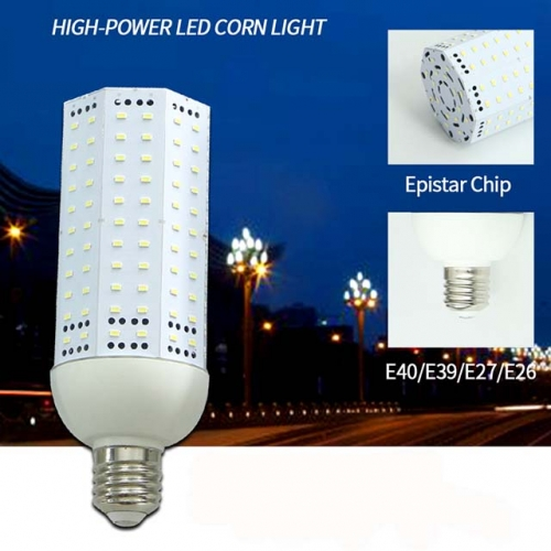 100W AC100-305V/DC12V 24V 36V 48V LED Corn Light Bulb Lamp E40/E39/E27/E26 base