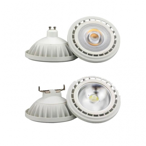 12W/15W AC100V-240V AR111 G53 ES111 GU10 Base COB LED Spotlight Bulb Lamp replaces 75W/100W Halogen Dimmable
