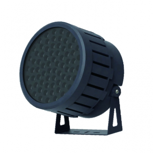 288W AC100-240V 2700K-6000K, 288W AC100-240V/DC24V 4in1 RGBW DMX512 LED Floodlight Outdoor Luminaires IP65