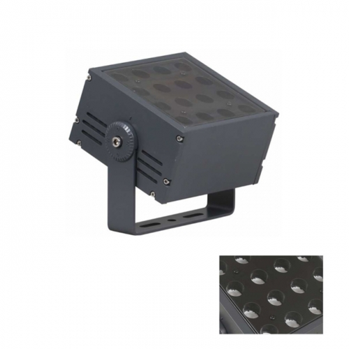 50W AC100-240V CREE LED Floodlight Outdoor Luminaires 5/8/15/20/30/45/60 Degrees IP65