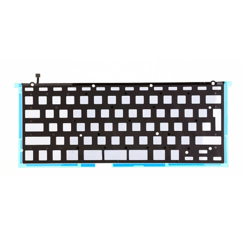 For MacBook Pro 13 Inch Retina A1502 (2013 - 2015)UK Layout Keyboard with Backlight Replacement