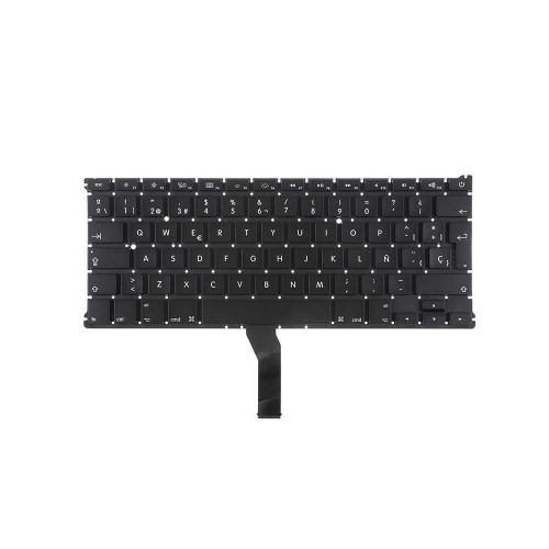 For MacBook Air 13 Inch A1369/A1466 (2011-2015) SP Layout Keyboard Replacement