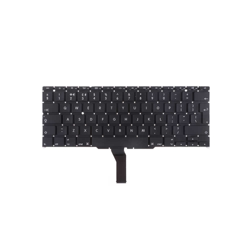 For MacBook Air 11 Inch A1370/A1465 (2011 - 2015) UK Layout Keyboard with Backlight Replacement