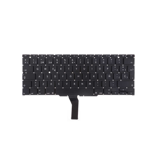 For MacBook Air 11 Inch A1370/A1465 (2011-2015) SP Layout Keyboard Replacement