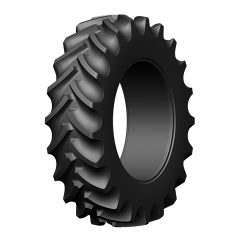 Radial agricultural tires for tractor