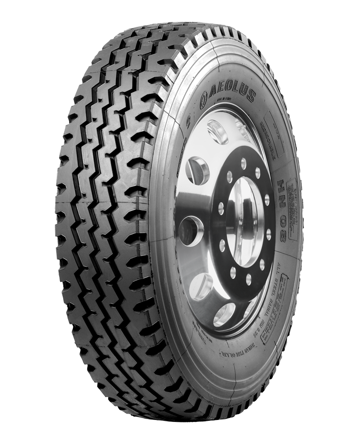 Discount for Aeolus tyre Size: 12R22.5