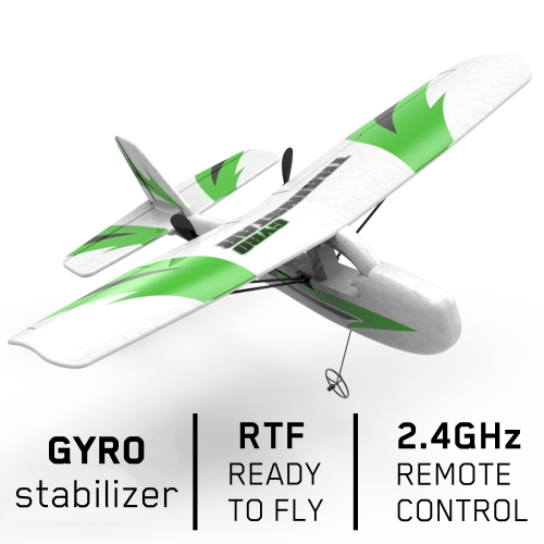Traninstar Micro Mini Airplane Good for Indoor Flight and Easy to be Charged (781-3) RTF