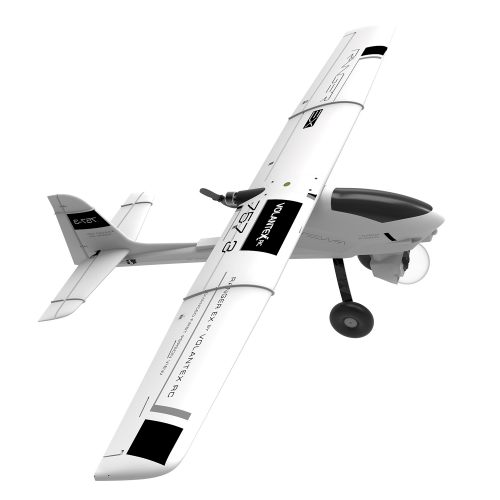 Ranger EX 5 Channel FPV Airplane with Unique Blow Plastic Unibody Fuselage and Long Flight Time (757-3) PNP (Gimbal is not included)
