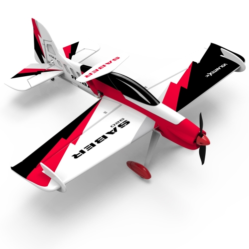 Saber 920 4 Channel Airplane with 3S Power System and Perfect Size for 3D Aerobatics (756-2) PNP