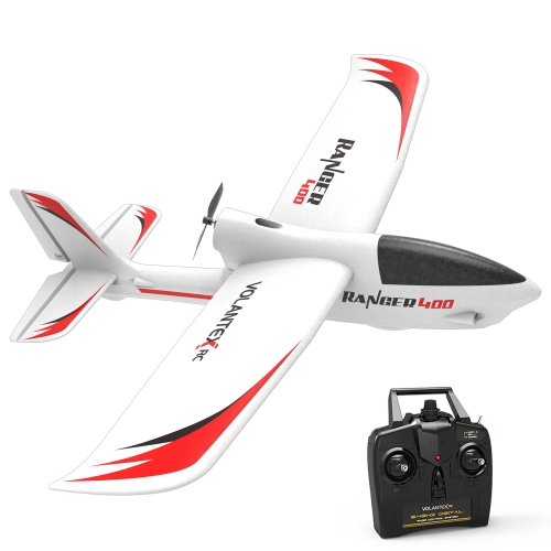 Ranger 400 Beginner Airplane with Xpilot Gyro System and 20 Gram Super Light Weight for easy flight (761-6) RTF
